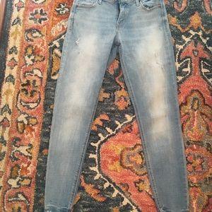 Old Navy light denim jeans